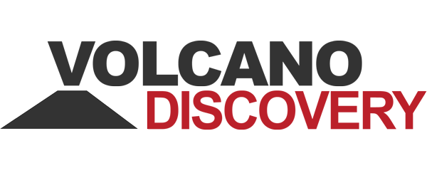 VolcanoDiscovery's main site